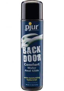 Back Door Comfort Water Base Anal Glide 3.4 Ounce