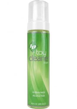 ID Toy Cleaner Foam Antibacterial 8.5 Ounce Pump