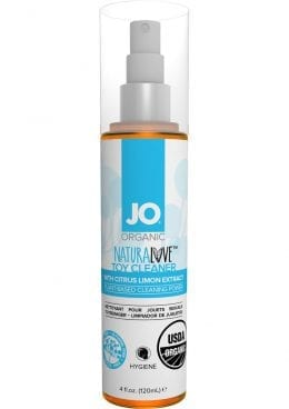Jo Organic Naturalove Toy Cleaner 4 Oz