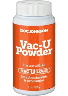 Vac U Lock Powder – Bulk 1 Oz
