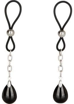 Nipply Play Non Piercing Nipple Jewelry Onyx