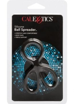 Silicone Ball Spreader Black
