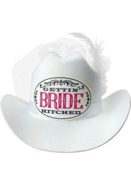 Bride Cowboy Hat