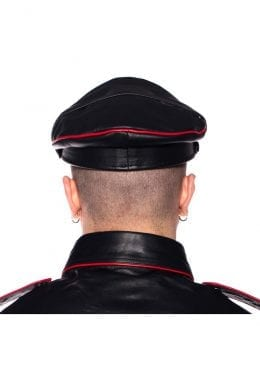 Prowler Red Military Cap Red 61cm