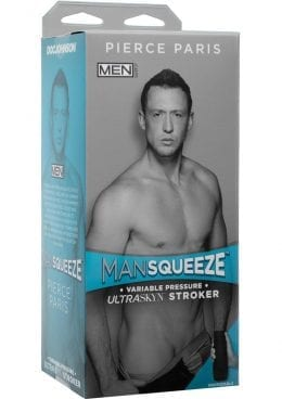 Mansqueeze Pierce Paris Ass Stroker